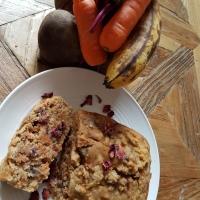 BEET THE ROT (Vegan CarRot, Beet and Banana Cake)